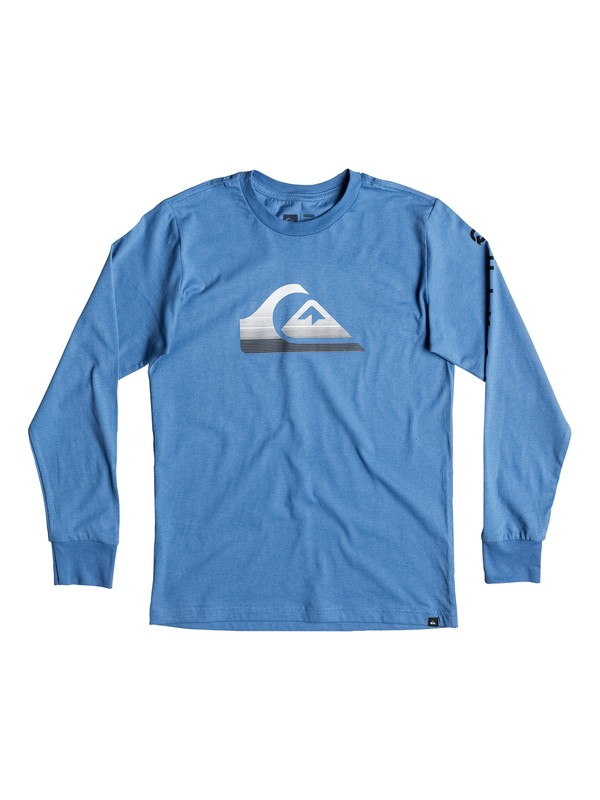 0 Niños 8-16 Camiseta de Manga Larga  Milk Money  AQBZT03175 Quiksilver