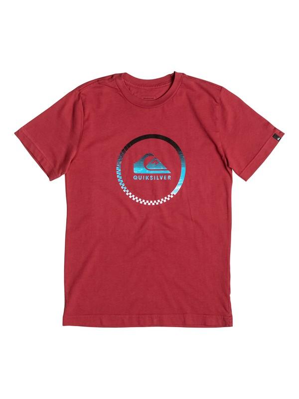 0 Active Momentum - T-Shirt  AQBZT03185 Quiksilver