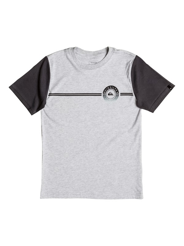 0 Golden Lines - T-Shirt  AQBZT03199 Quiksilver