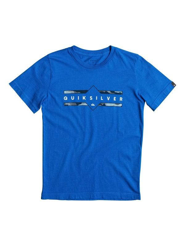 0 Niños 8-16 Camiseta  All Ocean  AQBZT03209 Quiksilver