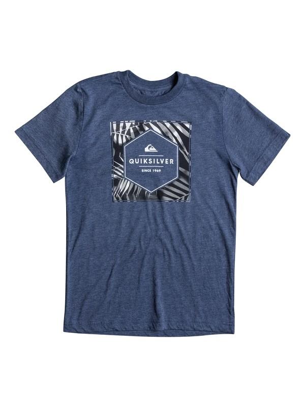 0 Shady Hex - T-Shirt  AQBZT03210 Quiksilver