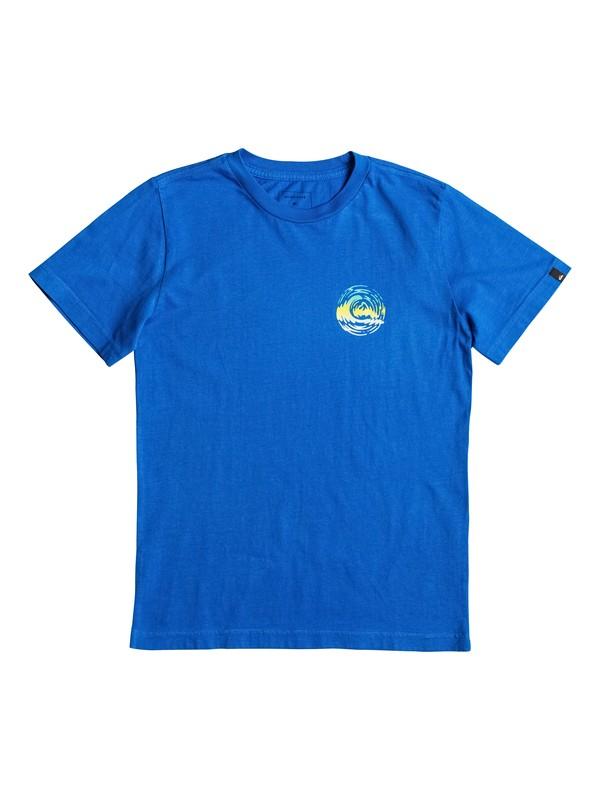 0 Elementary - T-Shirt  AQBZT03212 Quiksilver