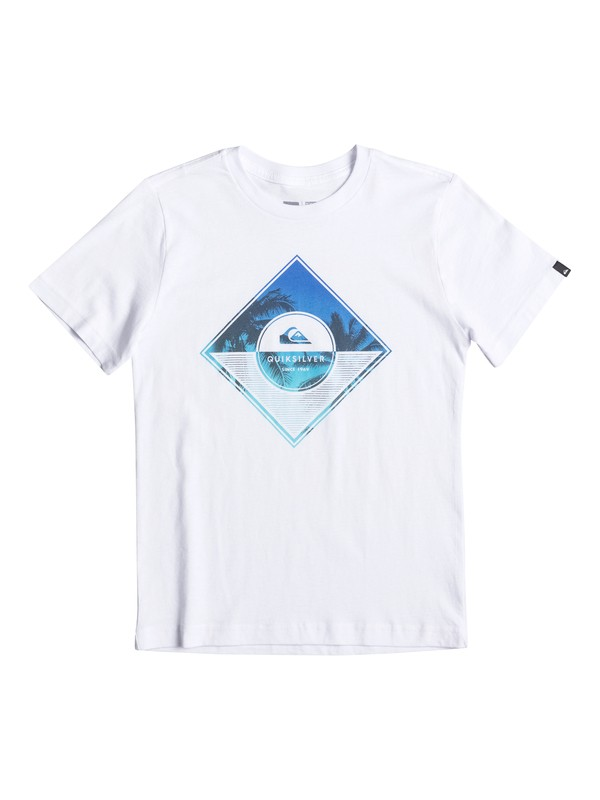 0 Intoxicated - T-Shirt  AQBZT03213 Quiksilver