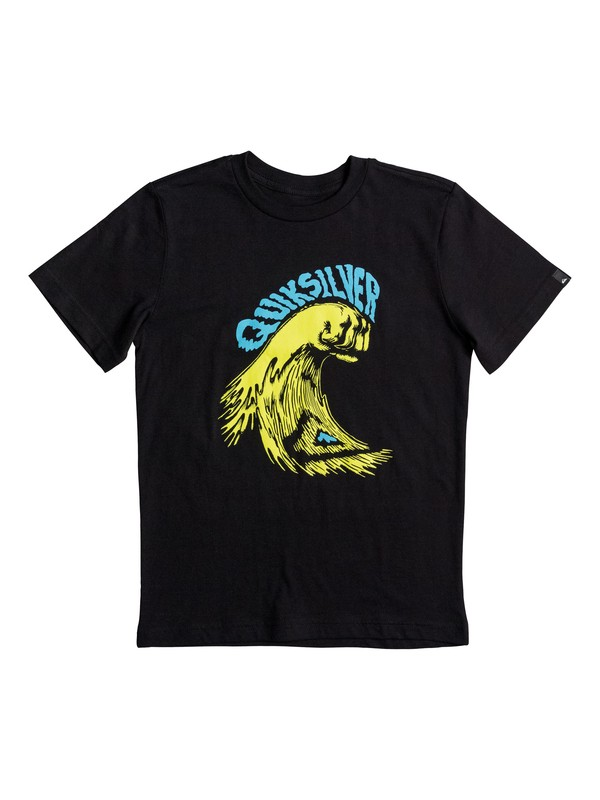 0 Wavepunch - T-Shirt  AQBZT03214 Quiksilver
