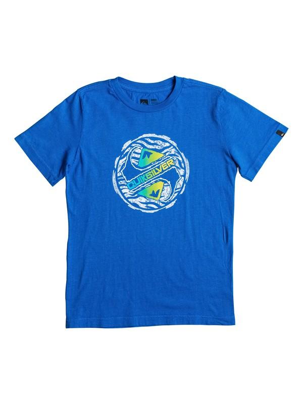 0 Tribe Tribe - T-Shirt  AQBZT03215 Quiksilver