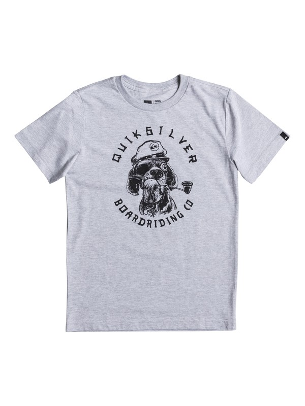 0 Troubled Vision - T-Shirt  AQBZT03216 Quiksilver
