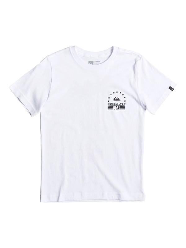 0 Peace Palms - T-Shirt  AQBZT03221 Quiksilver