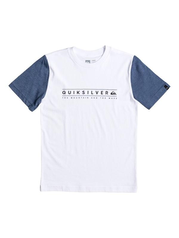 0 Clean Ways - T-Shirt  AQBZT03223 Quiksilver