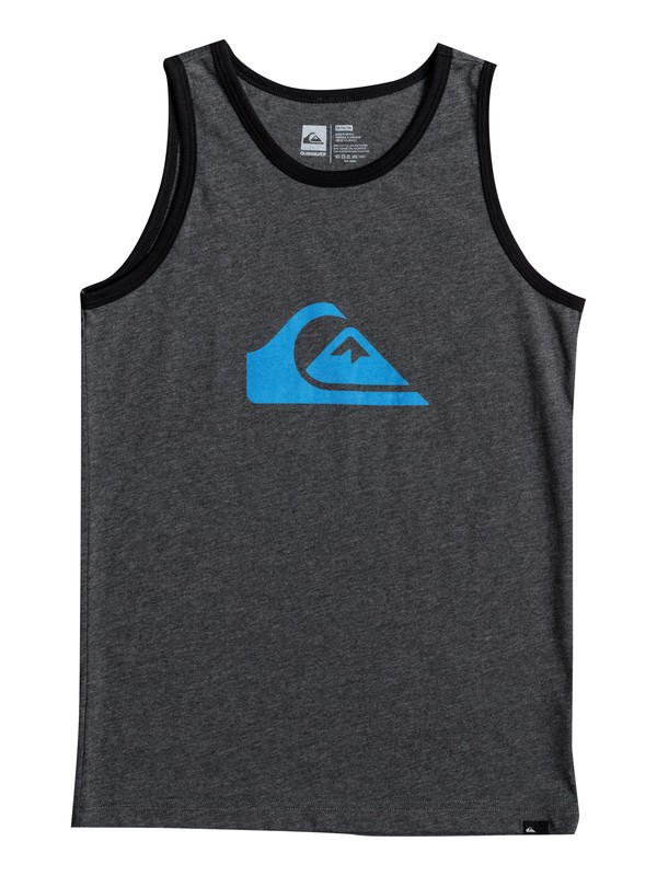 0 Mountain And Wave Logo - Vest  AQBZT03224 Quiksilver