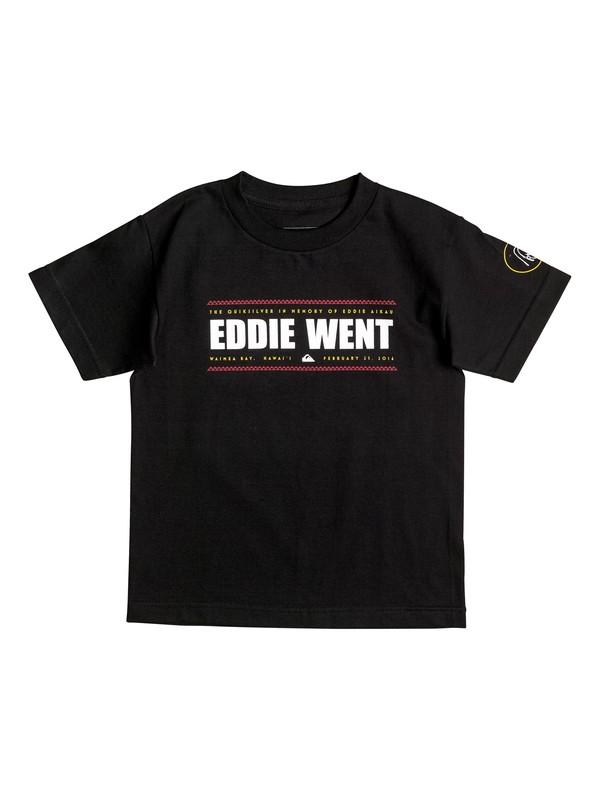 0 EDDIE WENT BOY  AQBZT03227 Quiksilver