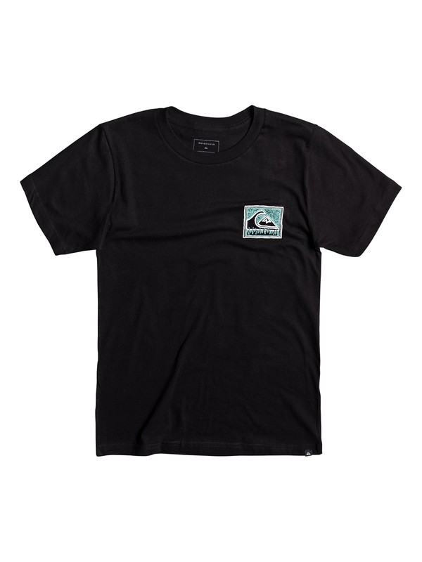0 Boy's 8-16 Hell Box Tee  AQBZT03270 Quiksilver