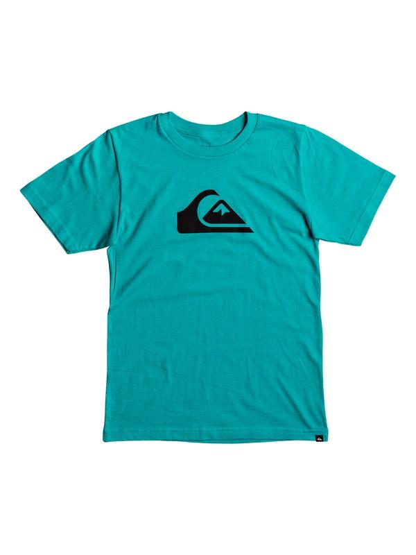 0 Niños 8-16 Camiseta Logo  AQBZT03285 Quiksilver