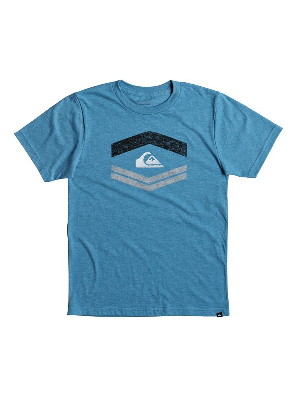 0 Boy's 8-16 Friendly Fire Tee  AQBZT03287 Quiksilver