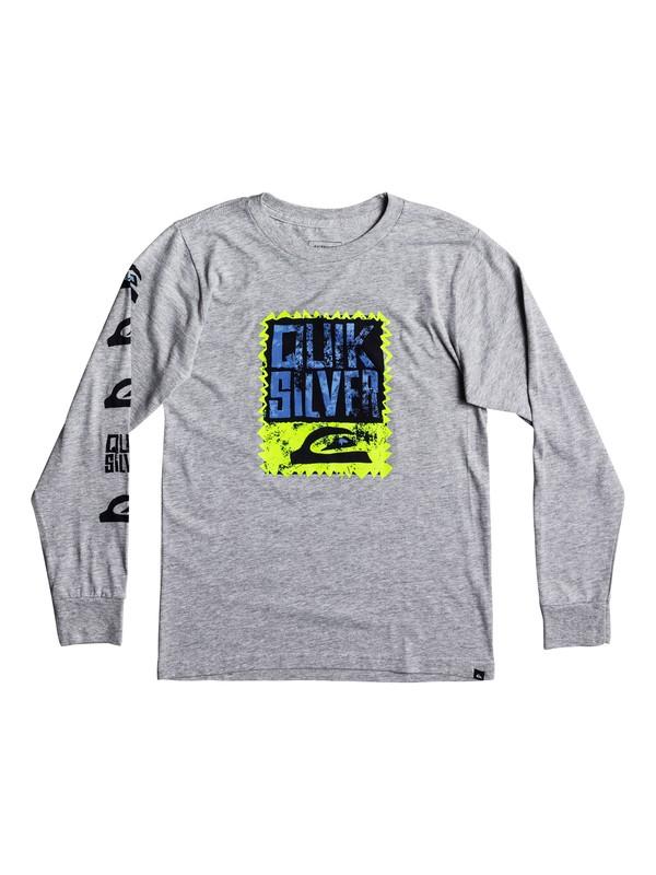 0 Awaken The Vibe - Long Sleeve T-Shirt  AQBZT03308 Quiksilver