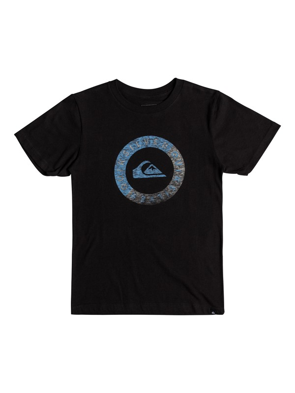 0 Boy's 8-16 Shores Away Tee  AQBZT03320 Quiksilver