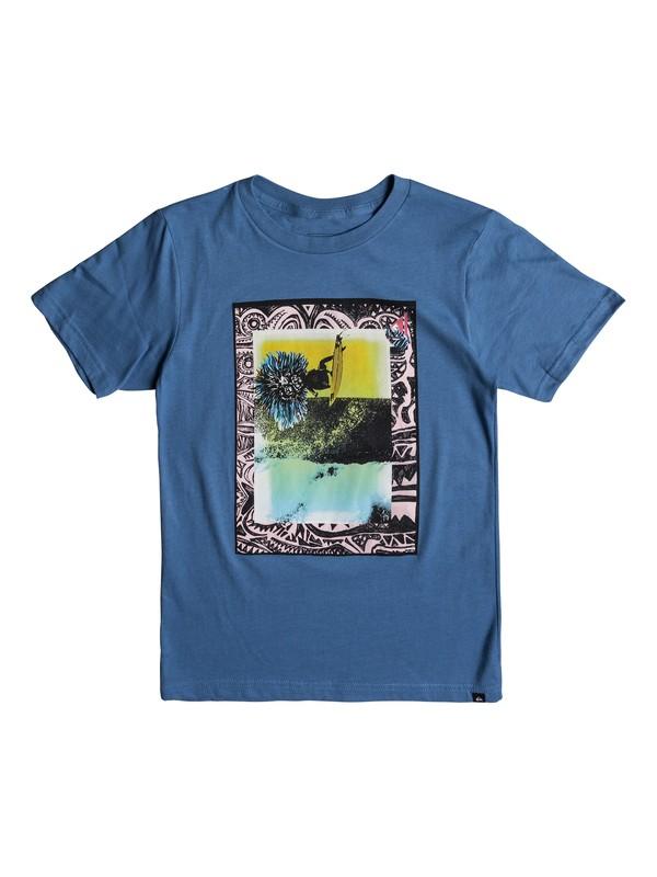 0 Borderline - T-Shirt  AQBZT03324 Quiksilver