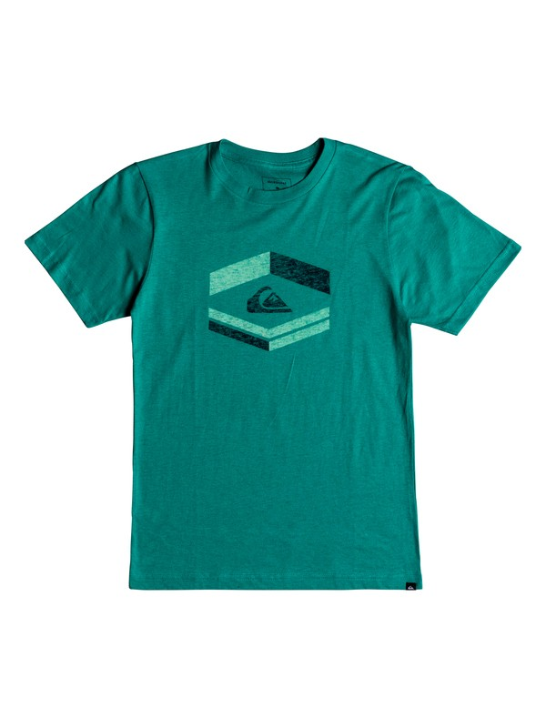 0 Boys 8-16 Major Tone - T-Shirt  AQBZT03362 Quiksilver