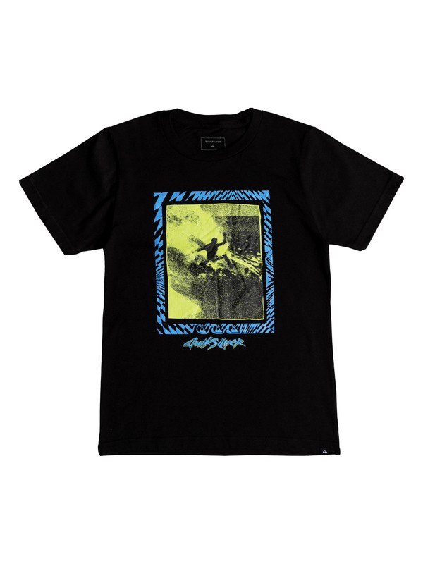 0 Boy's 8-16 Elray Cove Tee  AQBZT03370 Quiksilver