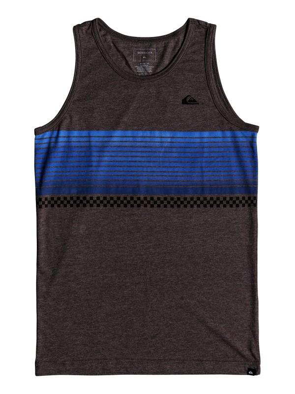 0 Boy's 8-16 Shredsticks Vest  AQBZT03378 Quiksilver