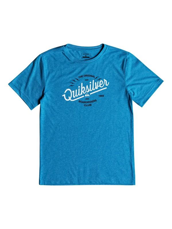0 Boys 8-16 Sand Pounder - Technical T-Shirt  AQBZT03379 Quiksilver