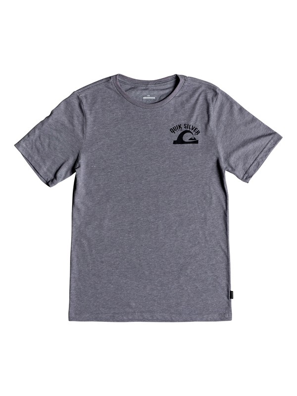 0 Boy's 8-16 Lonely Frustration Technical Tee  AQBZT03422 Quiksilver