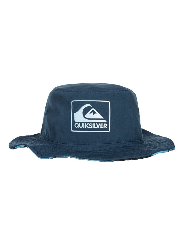 0 Baby Sunny Reversible Sun Protection Hat  AQIHA03021 Quiksilver