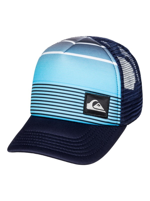 0 Baby Striped Out Trucker Hat  AQIHA03045 Quiksilver