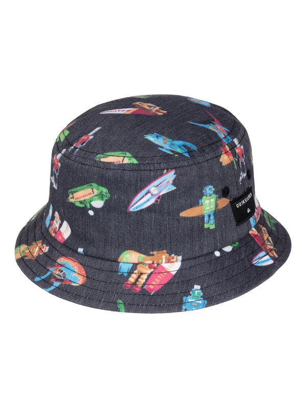 0 Lazers - Sombrero de pescador  AQIHA03050 Quiksilver