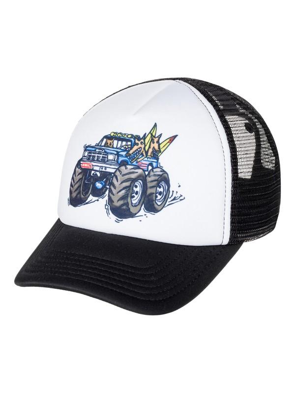 0 Baby Rippster Trucker Hat  AQIHA03065 Quiksilver