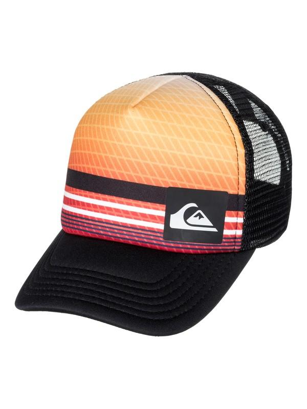 0 Foamnation - Cappellino Trucker da Bambino  AQIHA03071 Quiksilver