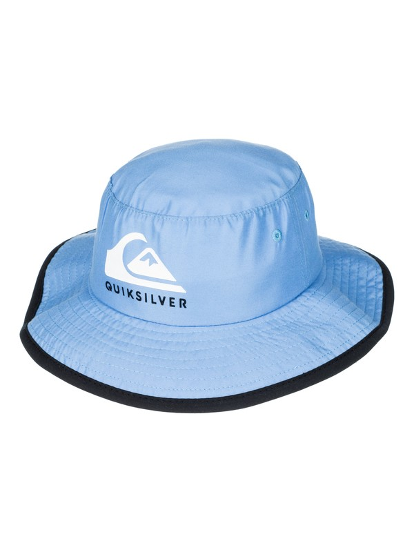 0 Real Gel - Bucket Cap  AQIHA03075 Quiksilver