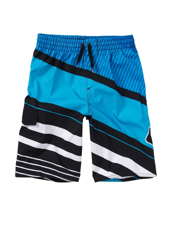 0 Baby Outermission Volley Boardshorts  AQIJV00029 Quiksilver