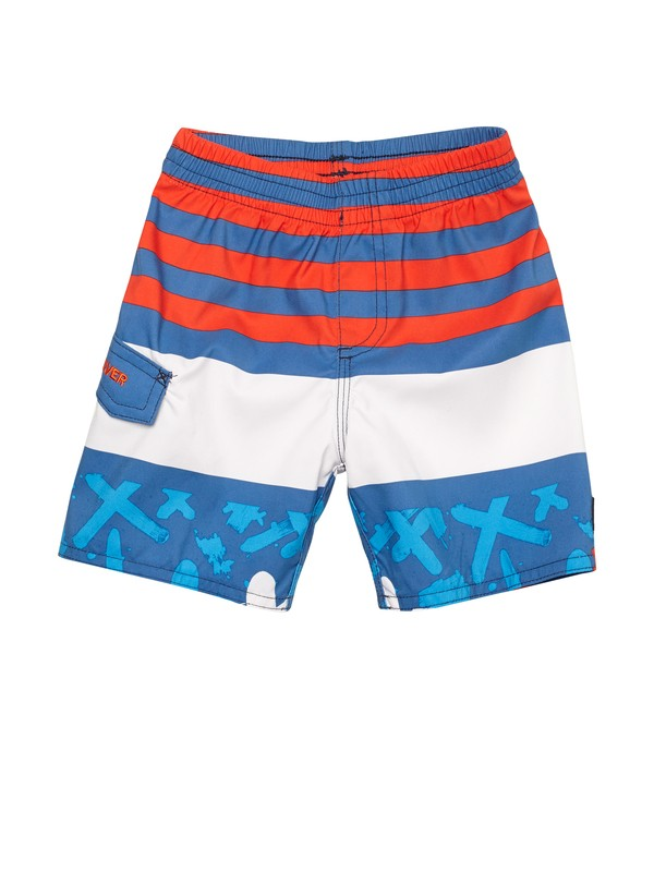 0 Baby Way Out Volleys  AQIJV00034 Quiksilver