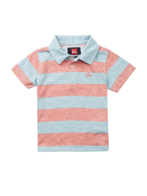 0 Baby Mind Gap Polo Shirt  AQIKT00064 Quiksilver