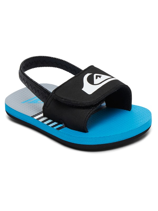 0 Baby Molokai Layback Sandals Blue AQIL100006 Quiksilver