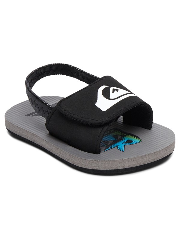 0 Baby Molokai Layback Sandals Black AQIL100006 Quiksilver