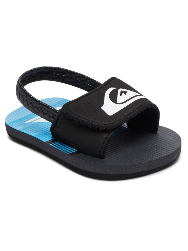 0 Molokai Layback - Slider Sandals for Baby Boys Black AQIL100006 Quiksilver