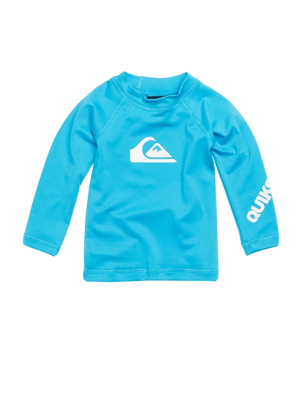 0 ALL TIME INFANT LS  AQIWR00003 Quiksilver