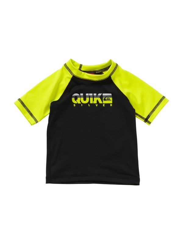0 Baby Extra Extra SS Rashguard  AQIWR00004 Quiksilver