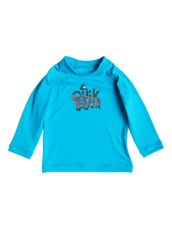 0 Free Play - Long Sleeve Rash Vest  AQIWR03003 Quiksilver