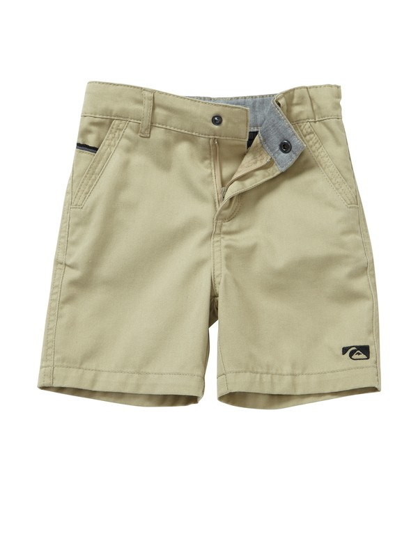 0 Baby All Stoked Shorts  AQIWS00015 Quiksilver