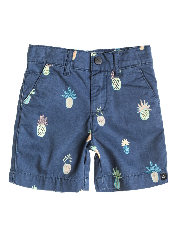 0 Baby Pine Berry Shorts  AQIWS00046 Quiksilver