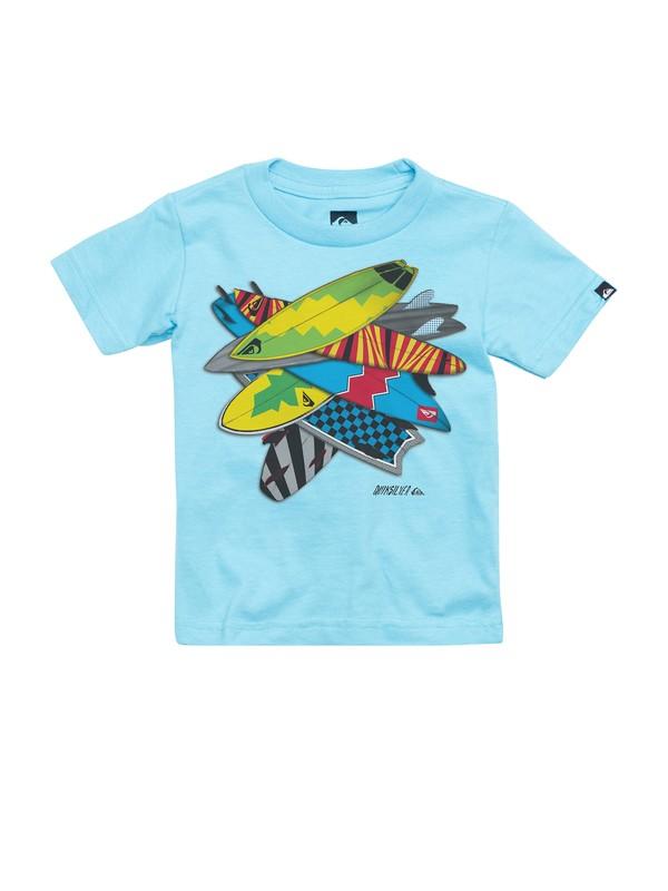 0 Baby Dogpile T-Shirt  AQIZT00079 Quiksilver