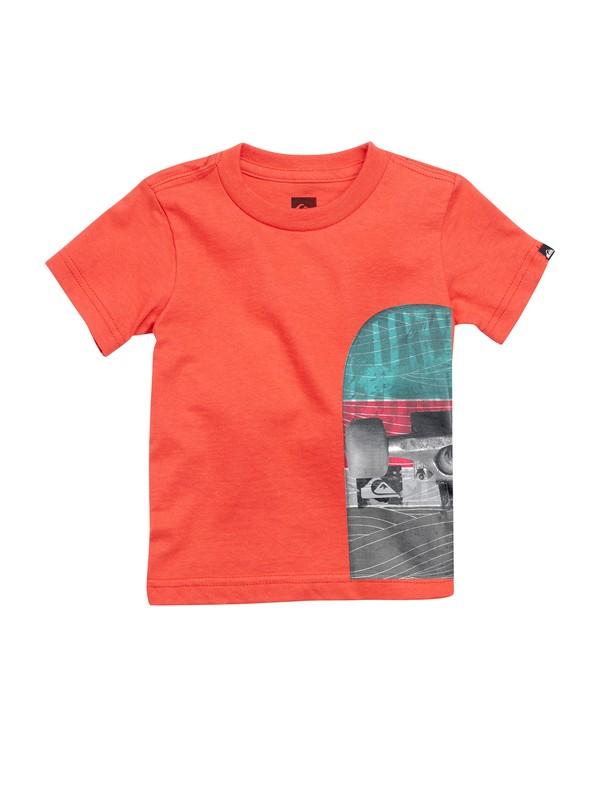 0 Baby Grindtime T-shirt  AQIZT00080 Quiksilver