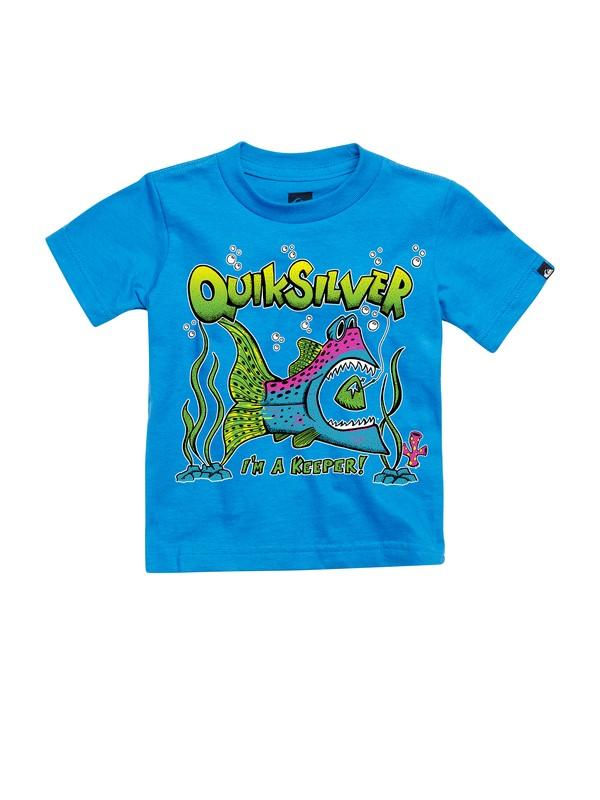 0 Baby Keeper T-Shirt  AQIZT00083 Quiksilver