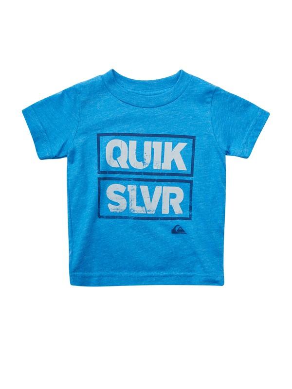 0 Baby Boxer T-shirt  AQIZT00091 Quiksilver