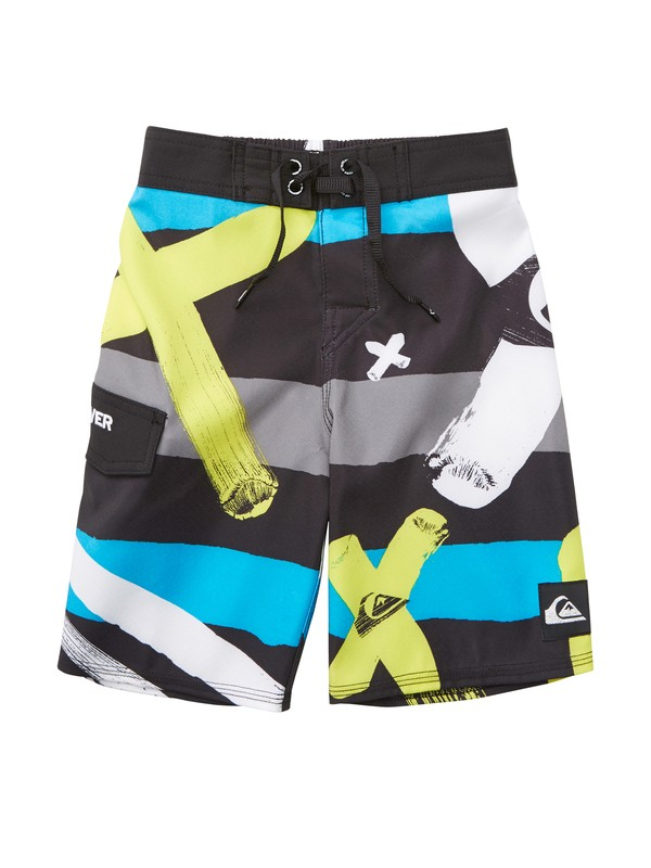 0 A Little Tude Boy  AQKBS00081 Quiksilver