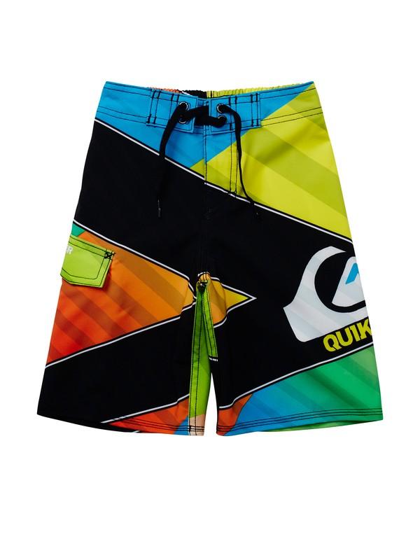 0 Boys 2-7 Xiting Boardshorts  AQKBS00091 Quiksilver