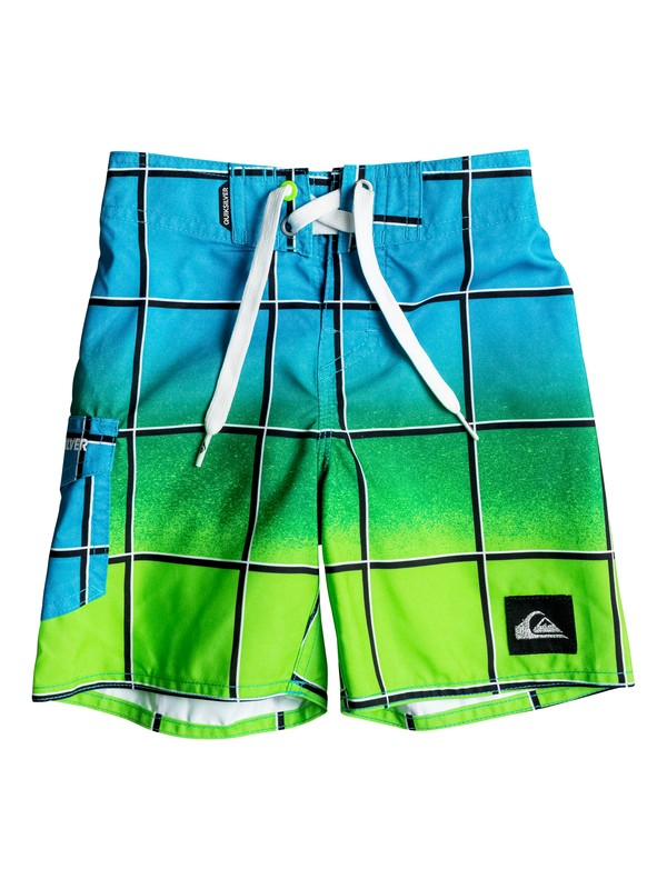 0 Boys 2-4 Electric Colors Boardshorts  AQKBS03027 Quiksilver