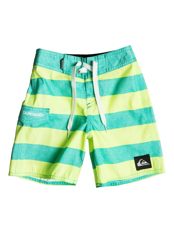 "0 Boys 4-7 Everyday Brigg 19"" Boardshorts  AQKBS03030 Quiksilver"